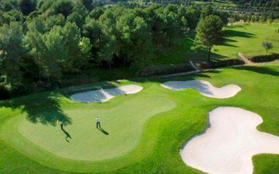 Costa Blanca: golf al más puro estilo mediterráneo